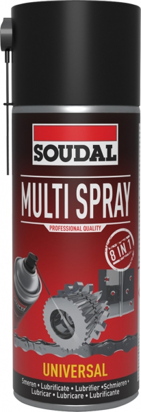 Soudal Multi Spray 400ml