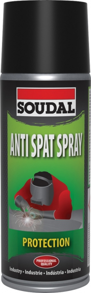 Soudal Anti Spat Spray 400ml