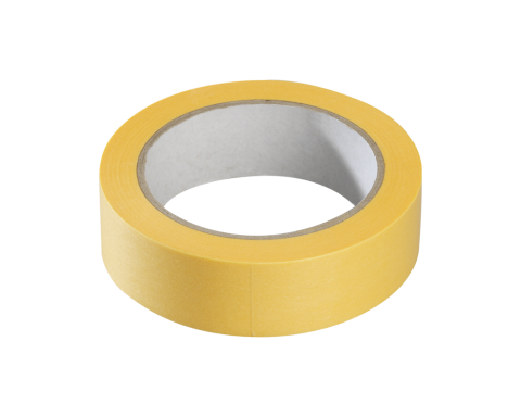 Washi tape Gold 50mm rol 50mtr