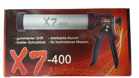 Irion X7 Profi 400ml / worst handkitspuit