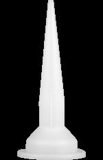 Standaard worsten tuit 120mm
