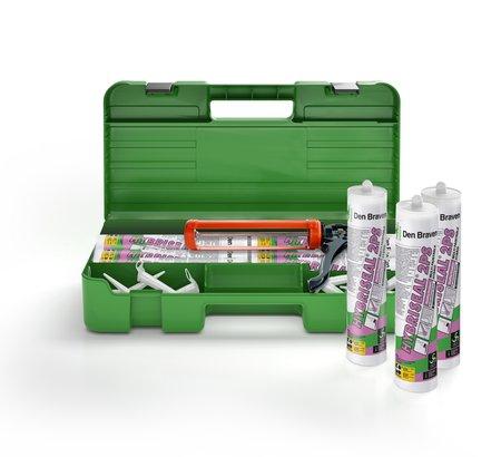 Zwaluw Smartbox 6x Hybriseal 2PS + MK5