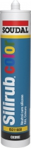 Soudal Silirub Color 300ml